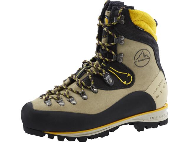 bd8619494c6 La Sportiva Nepal Trek Evo GTX Schoenen Heren beige/zwart l Outdoor ...